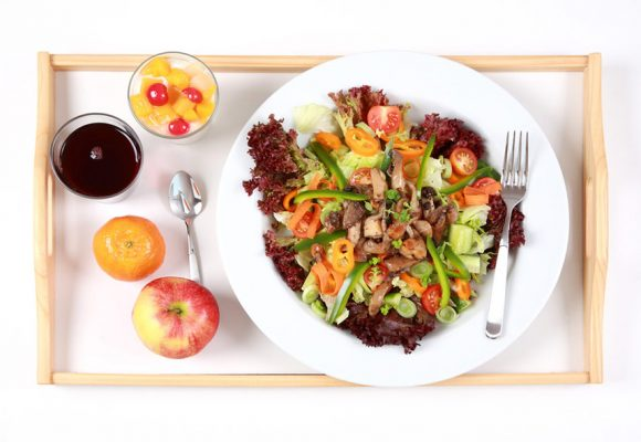 Защо здравословно хранене не означава диета