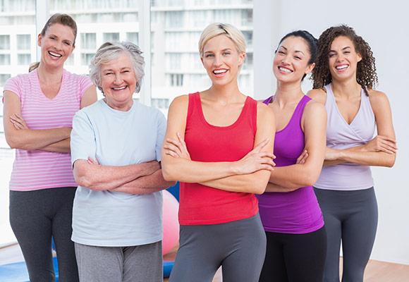 Фитнес: Тонизиращи упражнения